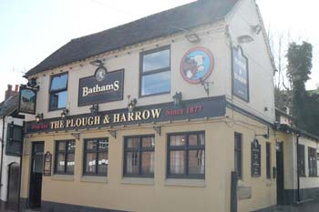 The Plough & Harrow Kinver