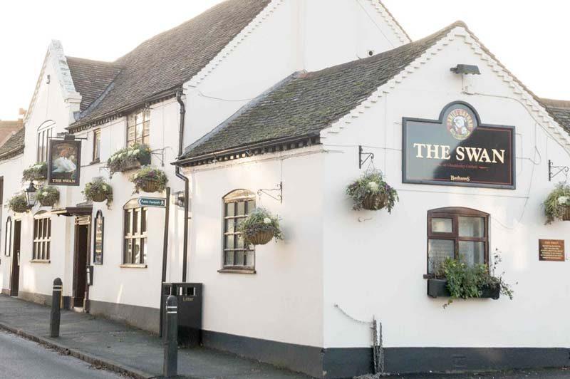 Batham's The Swan Inn