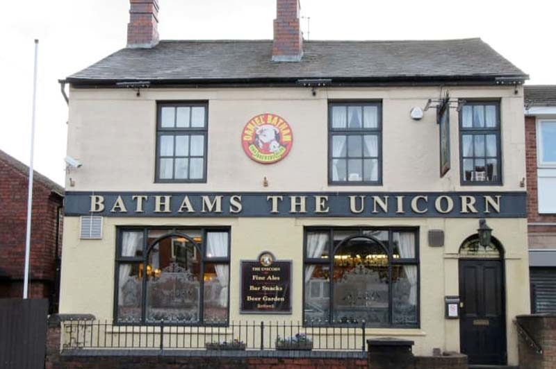 Batham's The Unicorn