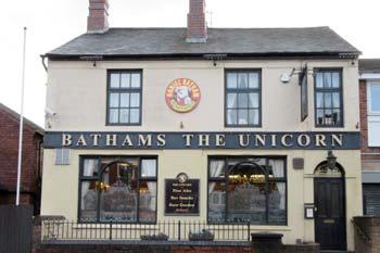 Bathams Unicorn