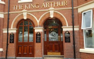 Batham's King Arthur